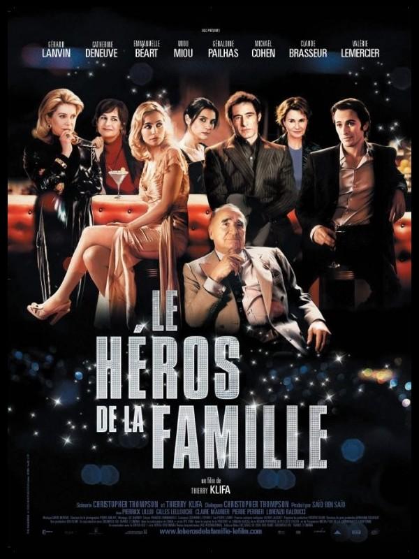 Affiche du film HEROS DE FAMILLE (LE)