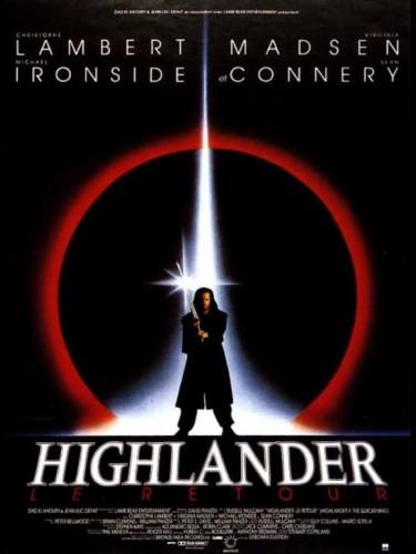 Affiche du film HIGHLANDER 2