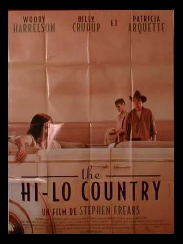 Affiche du film HI-LO COUNTRY (THE)