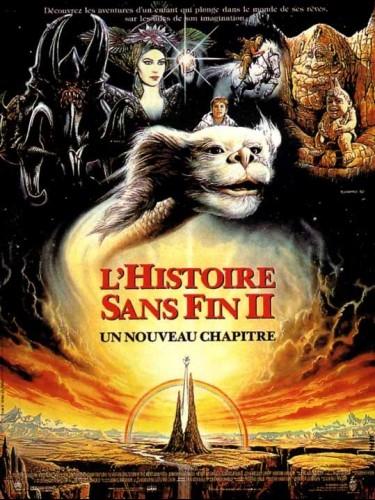 Affiche du film HISTOIRE SANS FIN 2 (L')