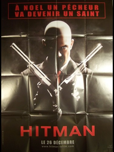 Affiche du film HITMAN (PREVENTIVE)