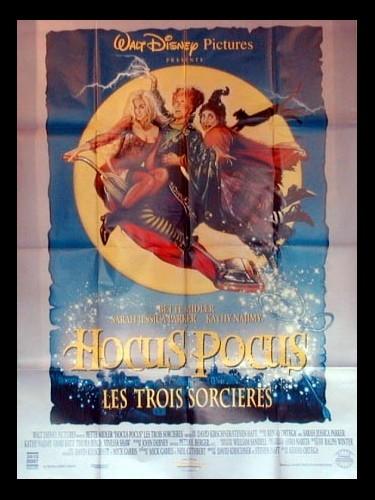 Affiche du film HOCUS POCUS
