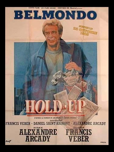 Affiche du film HOLD-UP (PREVENTIVE)
