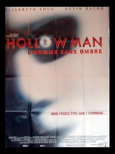 Affiche du film HOLLOW MAN