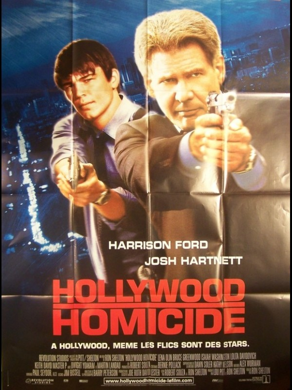 Affiche du film HOLLYWOOD HOMICIDE