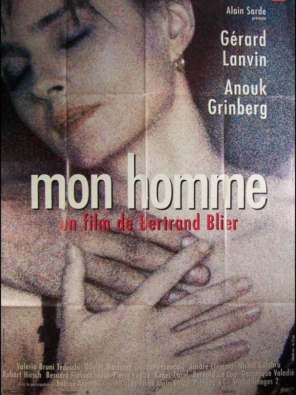 Affiche du film HOMME (MON)