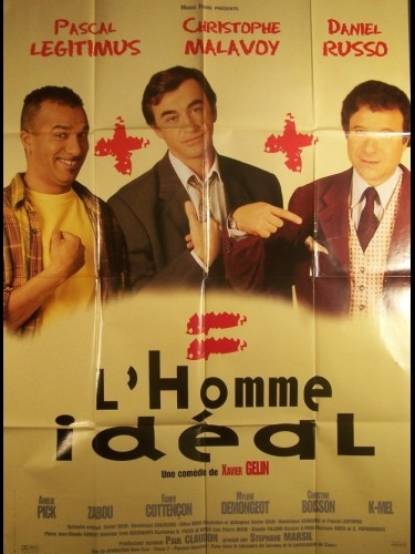 Affiche du film HOMME IDEAL (L')