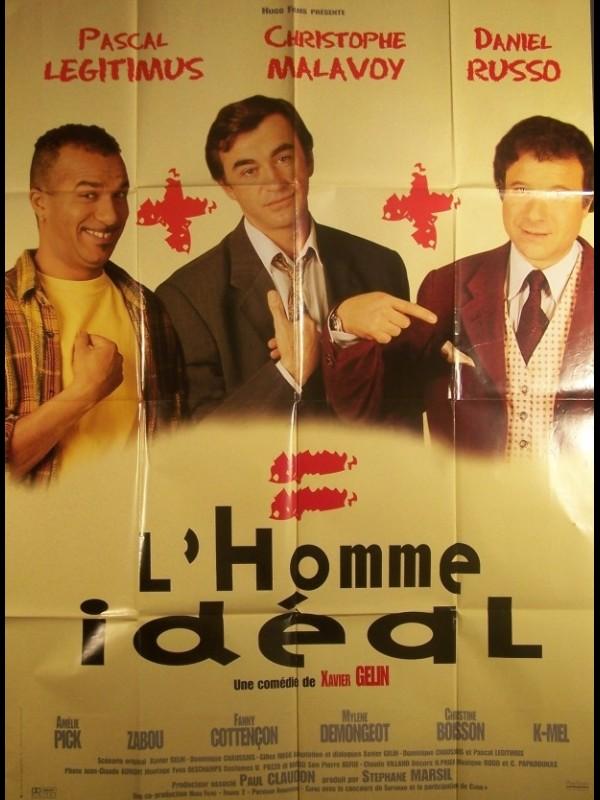 Affiche du film HOMME IDEAL (L')