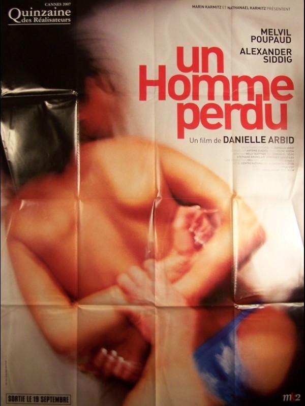 Affiche du film HOMME PERDU (UN)