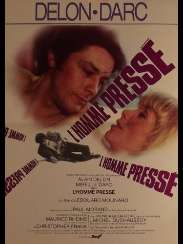 Affiche du film HOMME PRESSE (L')