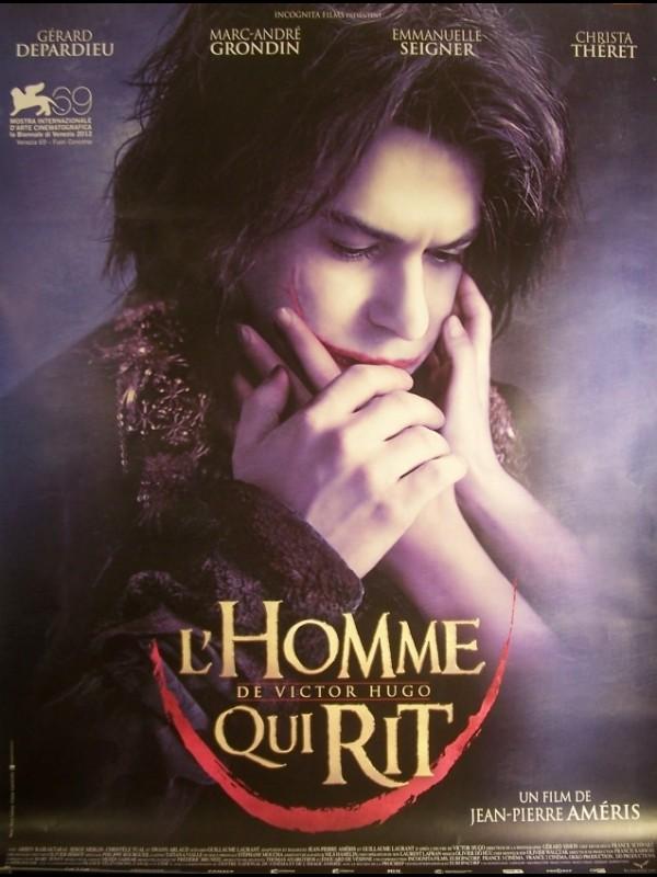 Affiche du film HOMME QUI RIT (L') (AFFICHE ROULÉE)