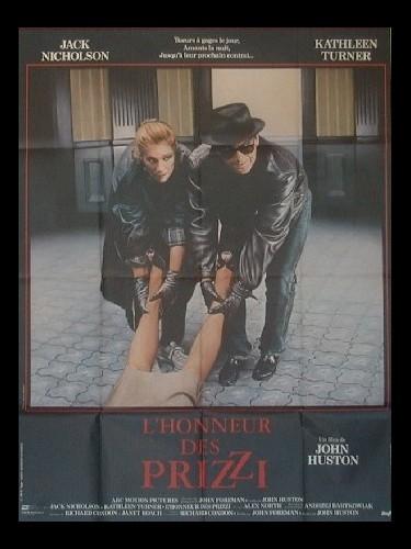 Affiche du film HONNEUR DES PRIZZI (L') - PRIZZI'S HONOR