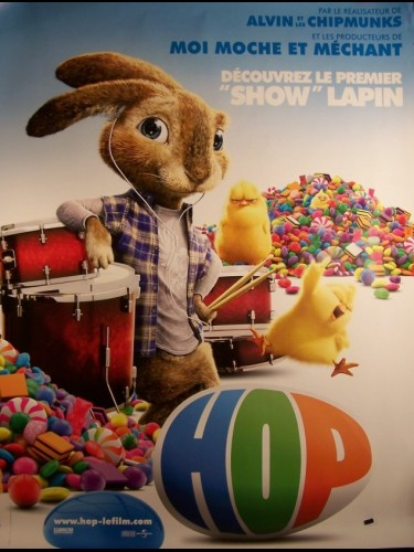 Affiche du film HOP