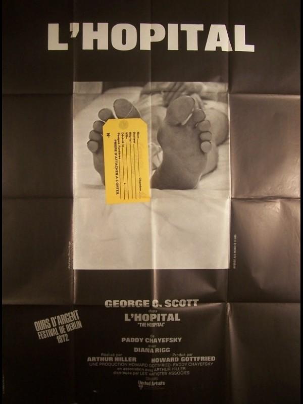 Affiche du film HOPITAL (L') - THE HOSPITAL