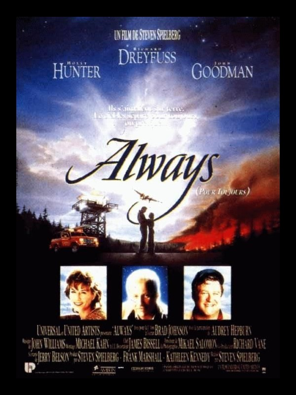 Affiche du film ALWAYS - ALWAYS