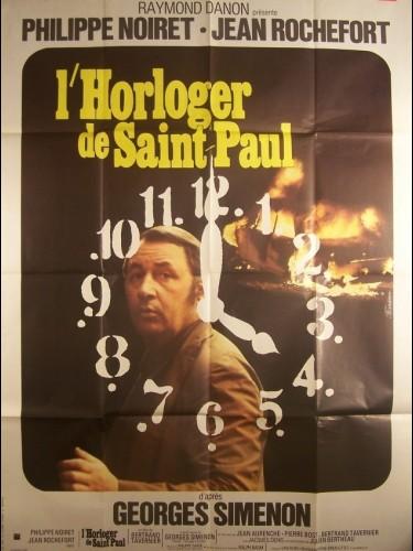 Affiche du film HORLOGER DE SAINT PAUL (L')