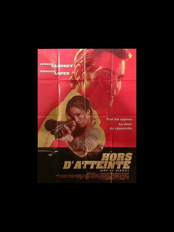Affiche du film HORS D'ATTEINTE - OUT OF SIGHT