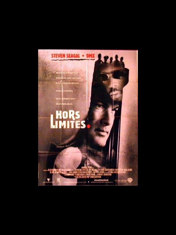 Affiche du film HORS LIMITES - EXIT WOUNDS