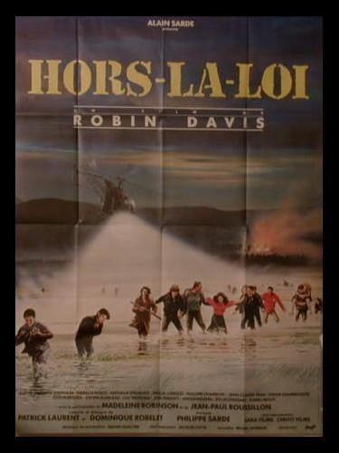 Affiche du film HORS-LA-LOI