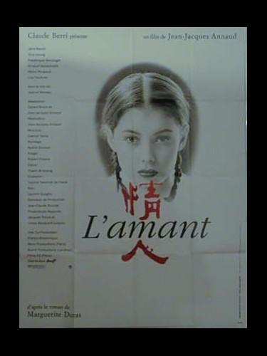 Affiche du film AMANT (L' )