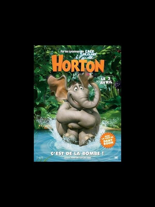 Affiche du film HORTON