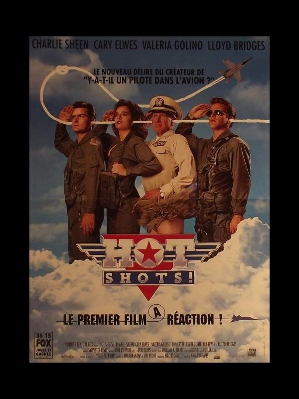 Affiche du film HOT SHOTS
