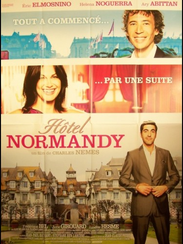 Affiche du film HOTEL NORMANDY