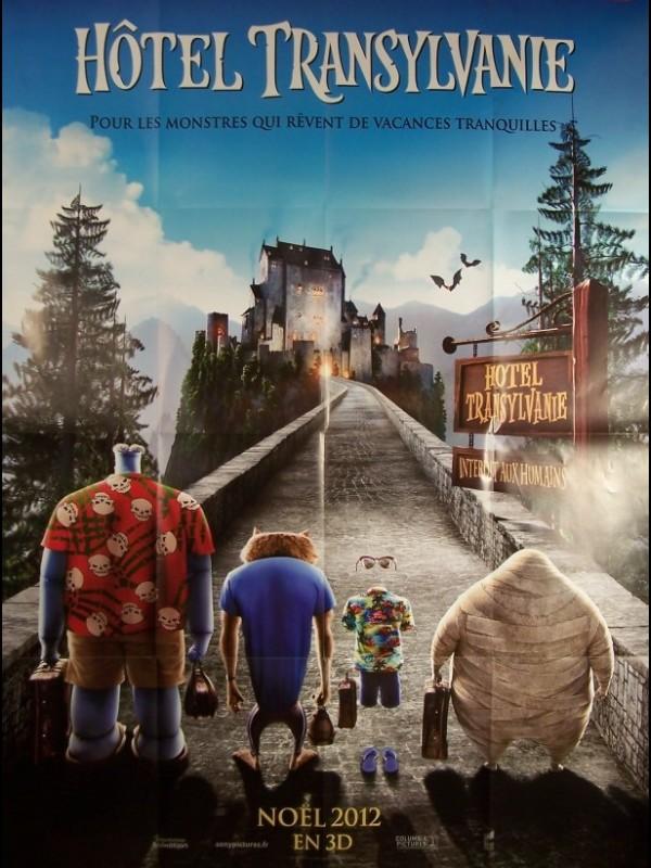 Affiche du film HOTEL TRANSYLVANNIE