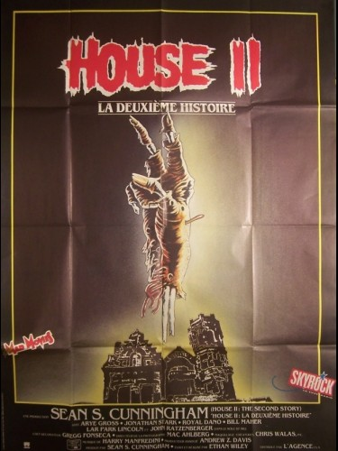 Affiche du film HOUSE II