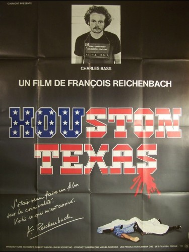 Affiche du film HOUSTON TEXAS