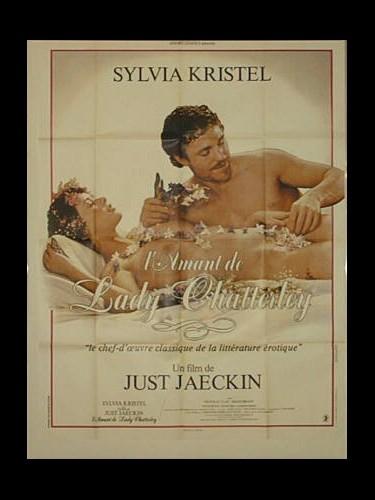 Affiche du film AMANT DE LADY SHATTERLEY (L')