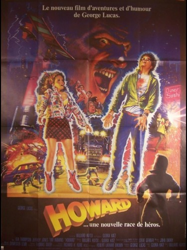 Affiche du film HOWARD