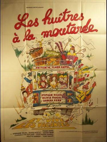 Affiche du film HUITRES A LA MOUTARDE (LES) - TRAUMBUS