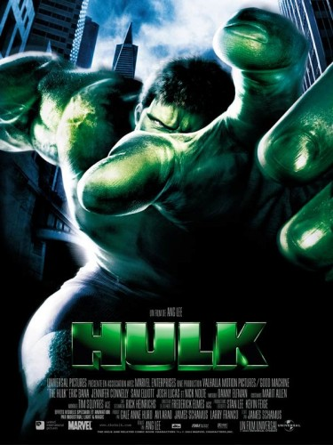 Affiche du film HULK - HULK (THE)