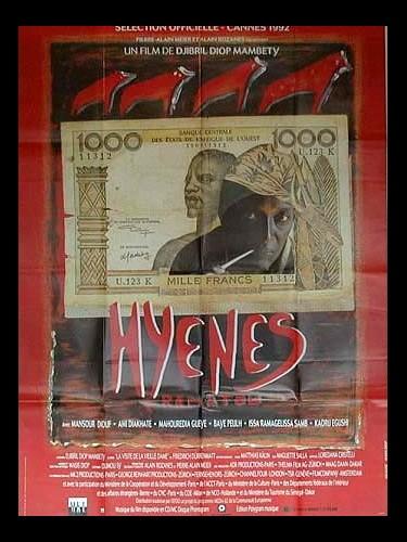 Affiche du film HYENES