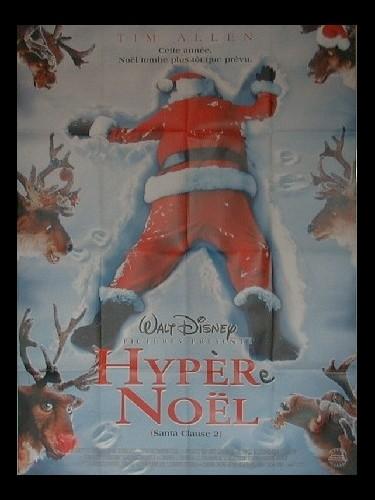 Affiche du film HYPER NOEL