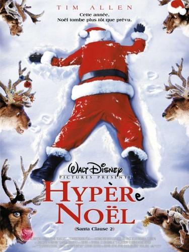 Affiche du film HYPER NOEL 2