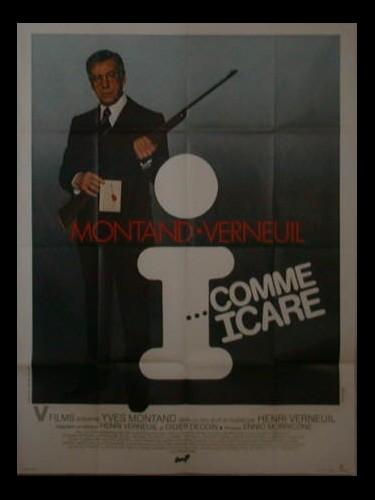 Affiche du film I COMME ICARE