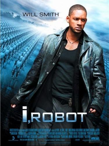 Affiche du film I, ROBOT - I, ROBOT
