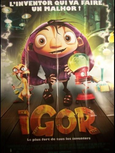 Affiche du film IGOR