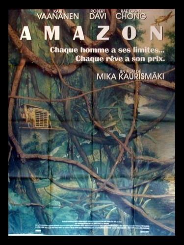 Affiche du film AMAZON