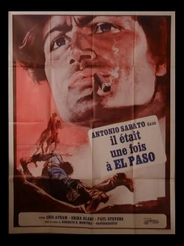 Affiche du film IL ETAIT UNE FOIS EL PASO