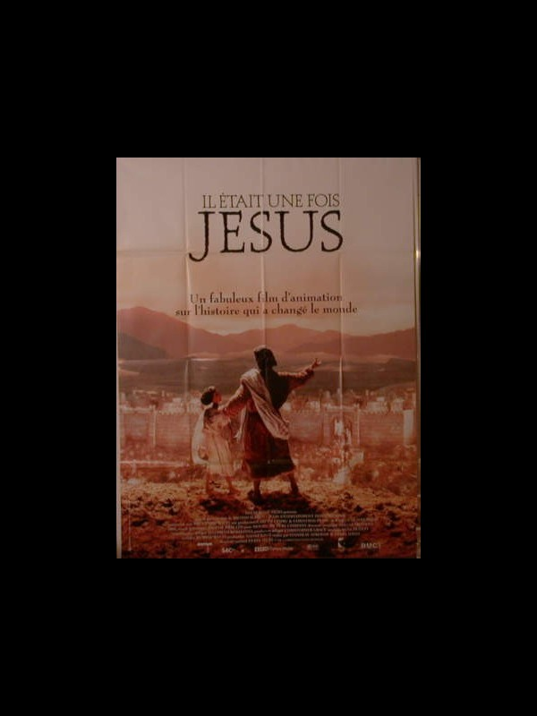 Affiche du film IL ETAIT UNE FOIS JESUS - THE MIRACLE MAKER