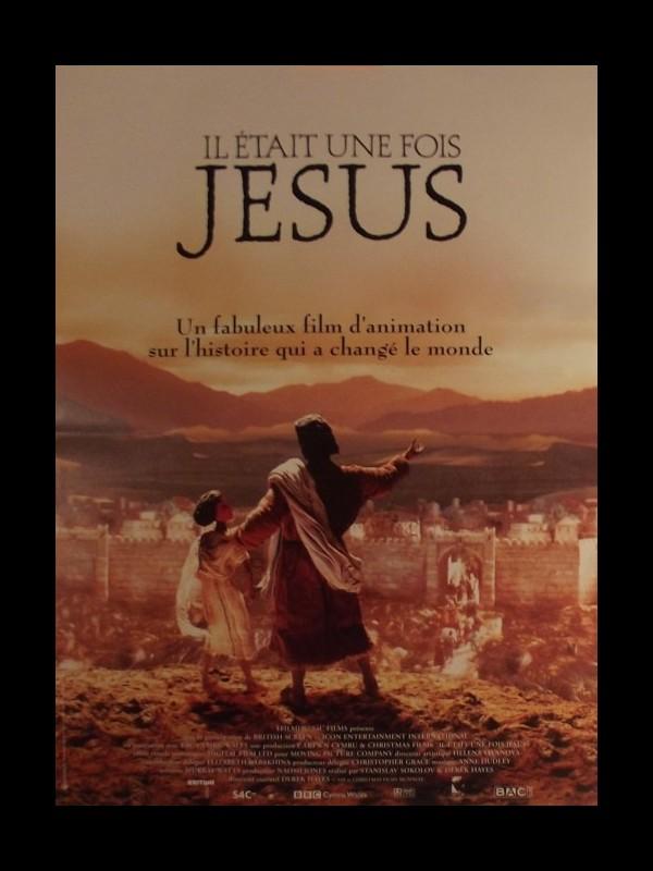 Affiche du film IL ÉTAIT UNE FOIS JESUS - THE MIRACLE MAKER