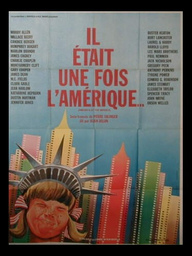 IL ETAIT UNE FOIS L'AMERIQUE - AMERICA AT THE MOVIES