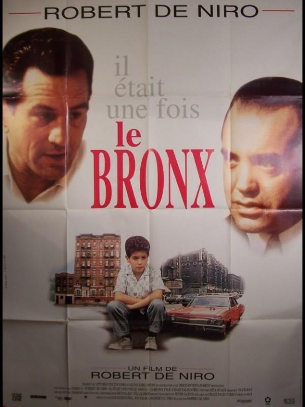 Affiche du film IL ÉTAIT UNE FOIS LE BRONX