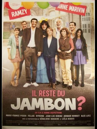 Affiche du film IL RESTE DU JAMBON ?