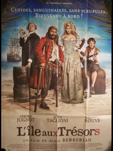 Affiche du film ILE AU TRESOR (L')
