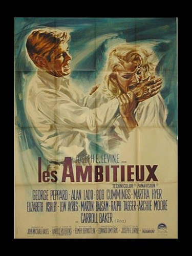 Affiche du film AMBITIEUX (LES) - THE CARPETBAGGERS