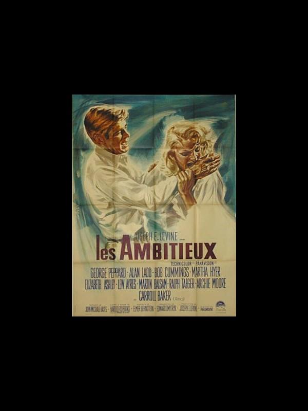 Affiche du film AMBITIEUX (LES) - THE CARPETBAGGERS